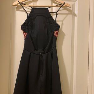 Macy's B darlin dress